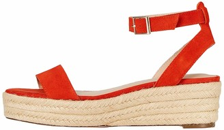 Find. Women's Two Part Suede Espadrille