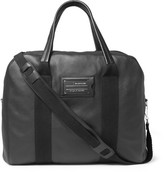 Balenciaga Textured-leather Holdall
