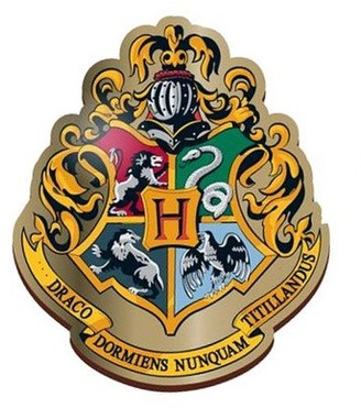 Harry Potter Hogwarts (DISTI