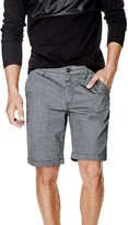 GUESS Jack Dobby Modern-Fit Shorts
