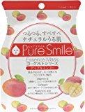 Pure Smile JAPAN Pure Smile essence mask yogurt series apple mango 30 pieces set