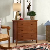 Andover Mills Luciana 3 Drawer Bachelor's Chest