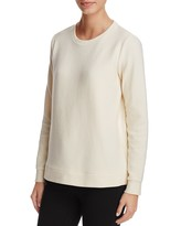 Eileen Fisher Long Sleeve Ribbed-Knit Top
