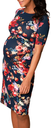 Tiffany Rose Maternity Anna Floral Shift Dress