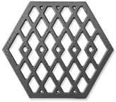 Williams-Sonoma Williams Sonoma Hexagon Cast Iron Trivet