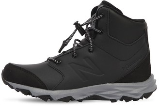 New Balance 800 Faux Leather Boots