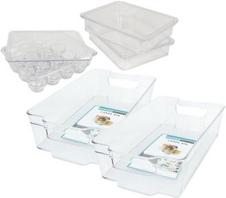 Evriholder Kitchen Spaces Storage 5pc Starter Set