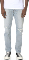 A Gold E AGOLDE Ferg Division Straight Denim Jeans