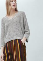 Mango Outlet Cotton Sweater