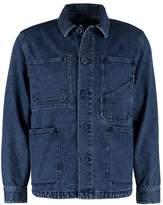 WÅVEN GUNNAR Denim jacket peel blue