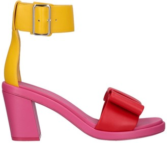 Comme des Garcons Ankle-Strap Sandals