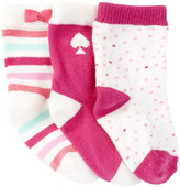 Kate Spade Box Sock Set - Pack of 3 (Baby Girls)