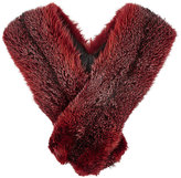 Lanvin WOMEN'S FOX FUR STOLE