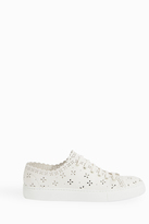 Simone Rocha Floral Cut-Out Trainers