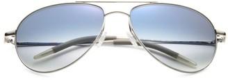 Oliver Peoples Benedict 59MM Metal Aviator Sunglasses