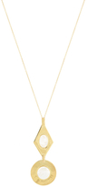 House Of Harlow Desert Oasis Statement Pendant Necklace