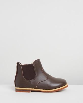 Little Fox Shoes Paddington Boots