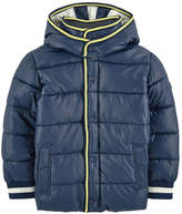 Mayoral Padded coat with a removable hood