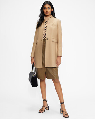 Ted Baker BIANZA Straight tailored coat
