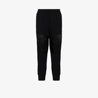 Nahmias Gym panelled cotton sweatpants