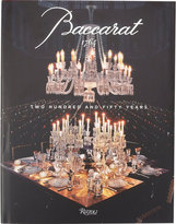 Rizzoli Baccarat: Two Hundred And Fifty Years