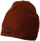 Gstar Cart Beanie Hat Dark Auburn