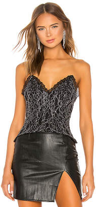 h:ours Larissa Bustier