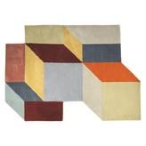 Cubo Large cubes wool rug 170 x 240cm