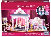 Mattel Mega Bloks® American Girl® Isabelle's Ballet Recital Play Set - Ages 8+