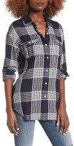 Obey Women's Chelsea Plaid Shirt