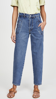Boyish The Parker Rigid Slim Tapered Jeans