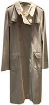 agnès b. Beige Trench Coat for Women