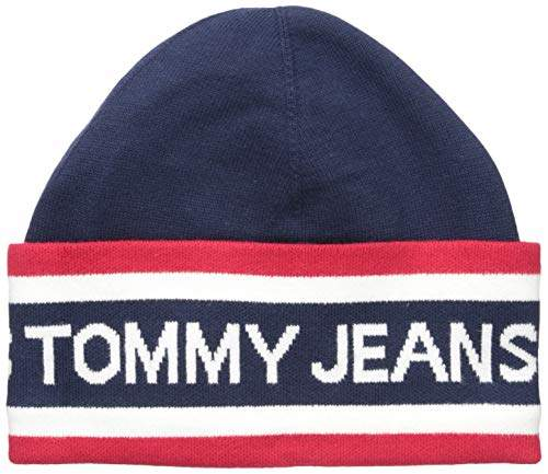0c8746f94 Tommy Jeans Men's Beanie Heritage Logo