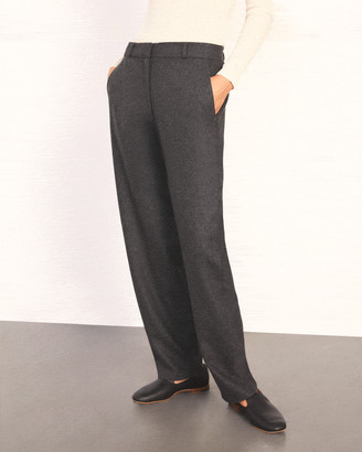 Jigsaw Nevis Wool Flannel Trouser