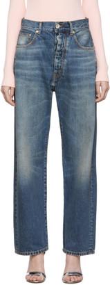 Unravel Blue Vintage Chaos Jeans