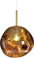 Tom Dixon Melt Gold Pendant Light - Mini