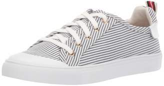 Jaggar Women's LACE ME UP Low TOP Casual Fashion Sneaker
