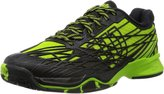 Wilson Kaos Men's All Court Tennis Shoe- 9