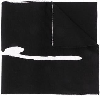 Versace GV Signature jacquard scarf