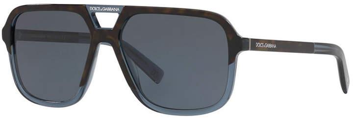 dca89f2ac789e Dolce Gabbana Sunglasses Men - ShopStyle