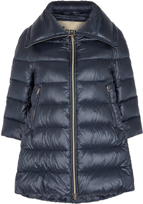 Herno Icon Quilted Shell Coat