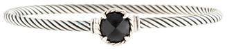 David Yurman Chatelaine Bracelet (Black Onyx)