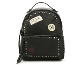 Violet Ray Patches Backpack