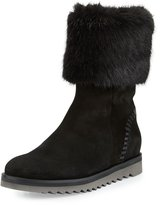 Aquatalia Paulette Faux-Fur Lined Boot