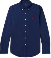 Polo Ralph Lauren Slim-Fit Button-Down Collar Cotton Shirt