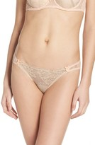 Mimi Holliday Women's Toffee Dazzler Lace Panties