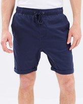 Rusty Hooked On Elastic Shorts