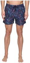Paul Smith Short Classic Botanical Swimsuit Men's Swimwear