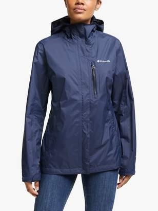 Columbia Pouring Adventure II Women's Waterproof Jacket, Nocturnal
