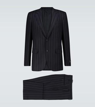 Ermenegildo Zegna Pinstriped single-breasted suit